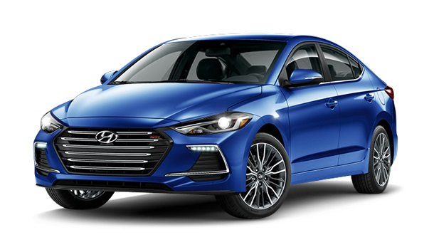 Price of Hyundai Elantra Sport