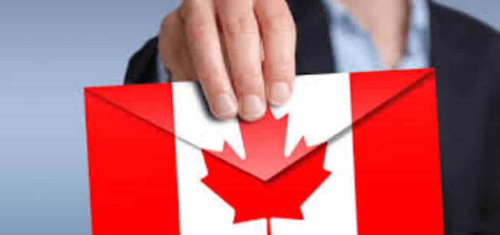 الضمان الأجتماعي الكندي