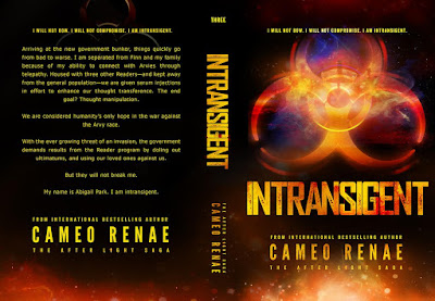 Intransigent Cover Reveal