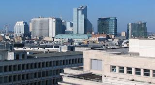 Navette de l'aéroport de Charleroi à Bruxelles-Capitale
