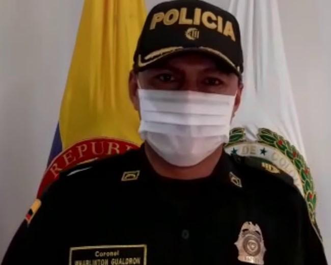 https://www.notasrosas.com/Policía Nacional publica Balance del Fin de Semana y Día de Las Velitas', en La Guajira