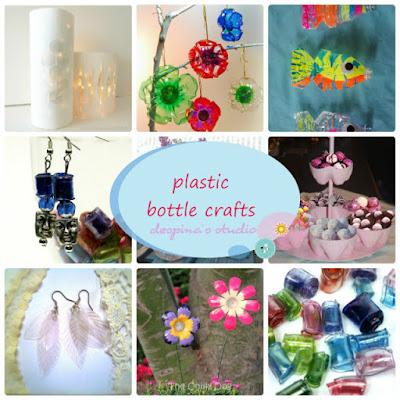 11 κατασκευές από πλαστικά μπουκάλια