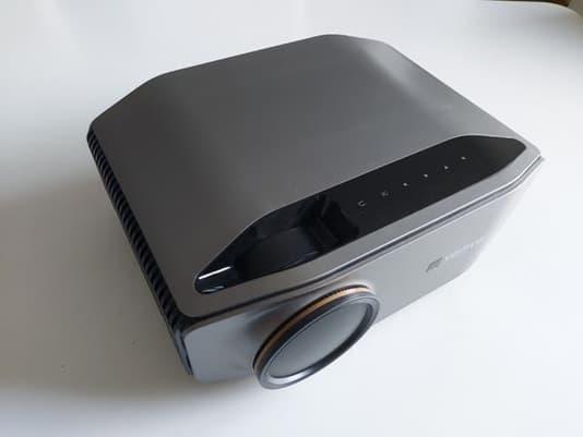 Vamvo L6200: proyector Full HD/2K con tamaño de proyección de hasta 300'', altavoces estéreo y 2 puertos HDMI