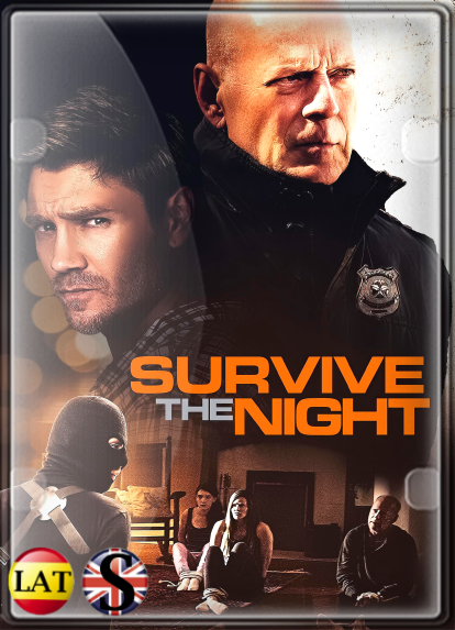 Una Noche Larga (2020) HD 720P LATINO/INGLES