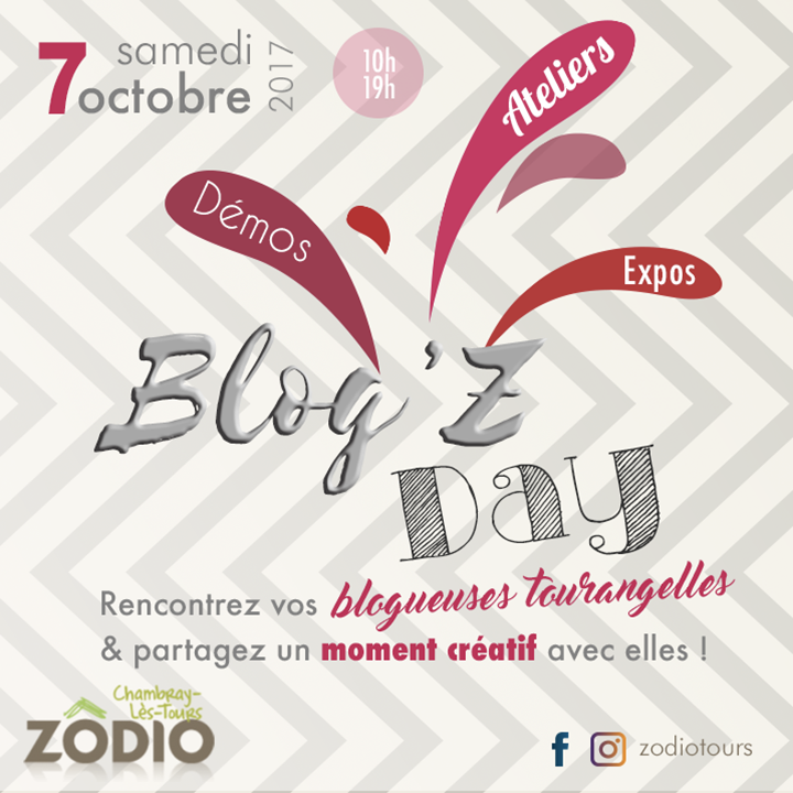 Blog Z Day Zodio Chambray lès Tours