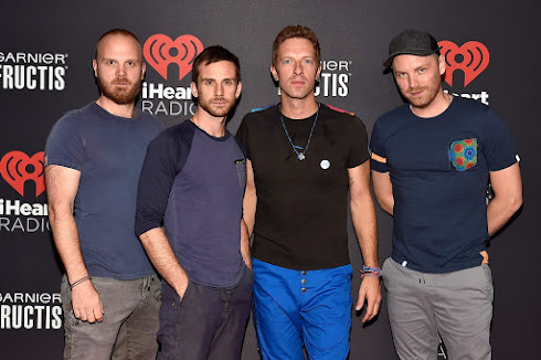 Coldplay iHeartRadio Music Festival 2015