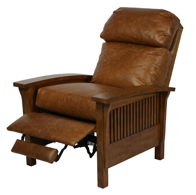 Mission Style Recliner