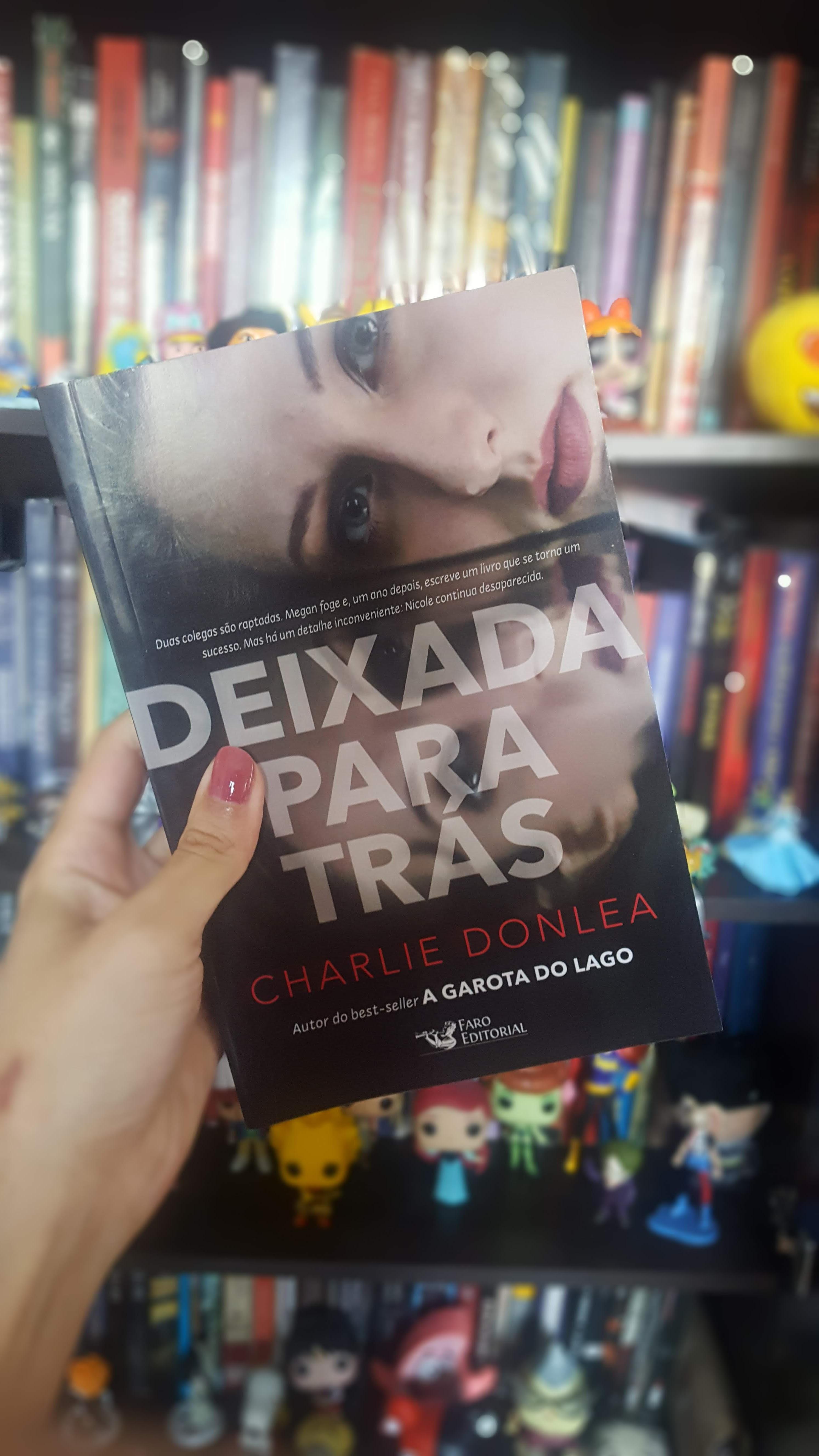 Deixada para trás | Charlie Donlea