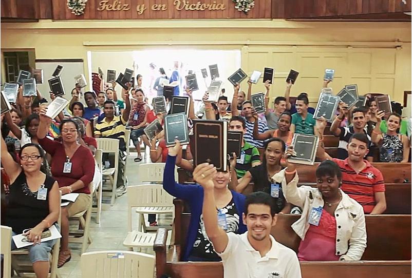 Resultado de imagen para cristianos cubanos