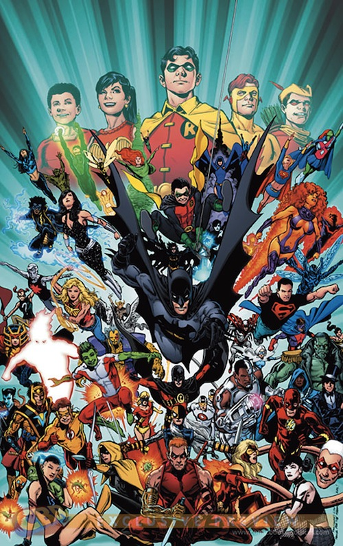 Current Dc Teen 112