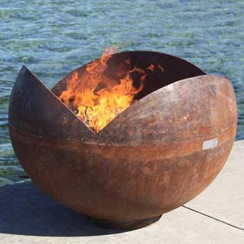Kate Presents Modern Fire Pit Designs