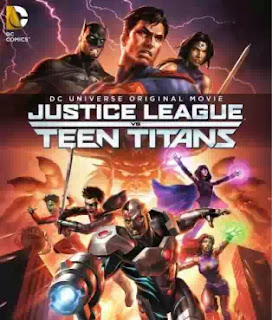 Film Justice League Vs Teen Titans (2016) Bluray Subtitle Indonesia