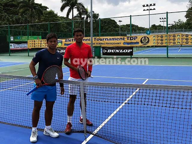 Menangi All Bengkulu Final, Aditya Juara BNTP Tennis Tournament  Dunlop Elite Club Tennis Circuit Seri 1