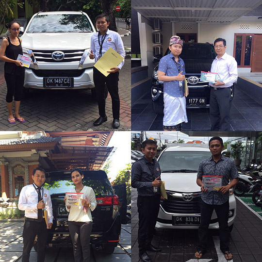 Rekomendasi Sales Toyota Singaraja Bali
