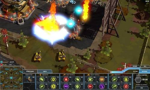 Forged Battalion Game Free Download
