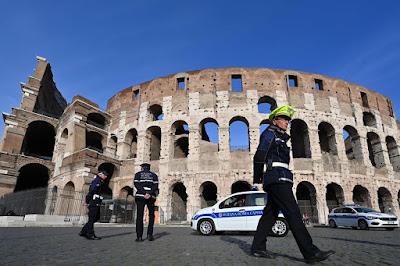 Italia vigilará con 70.000 policías que se cumplen las restricciones