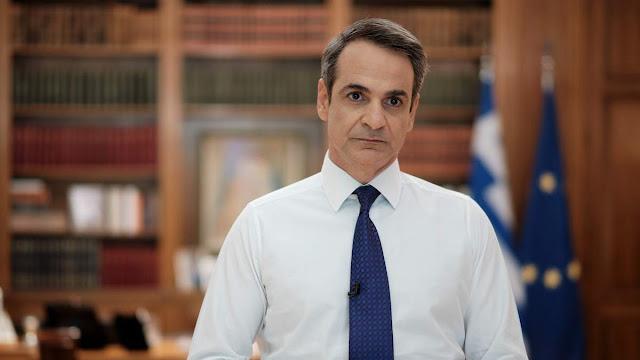 Μίνι lockdown από τα ξημερώματα της Τρίτης ανακοίνωσε ο Μητσοτάκης