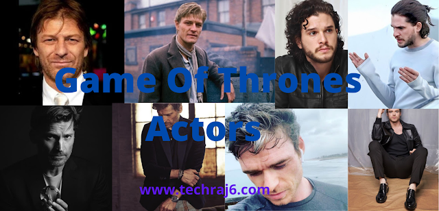 Game of Thrones Actors Photos
