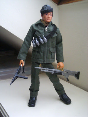 Vintage Palitoy Action Man 1973 84 Dressed Action Figures 2