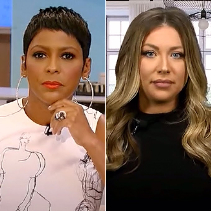 Tamron Hall Shuts Down Reports That She 'Ambushed' Stassi Schroeder During Tell-All Interview!