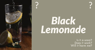No, black lemonade made with activated charcoal cannot detox you. And it may not be safe, either.