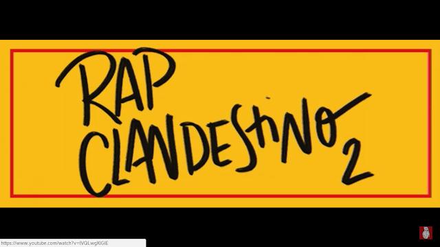 09/12 - Rap Clandestino II: Beirando Teto, Bivolt e Souto MC
