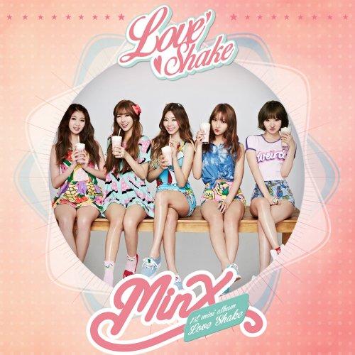 MINX – Love Shake [FLAC + MP3 320 / WEB]