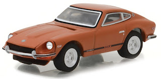 greenlight datsun  240z fairlady