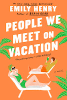 People We Meet on Vacation book cover and review