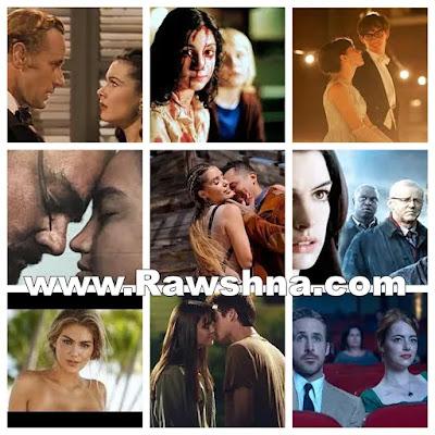 أفلام رومانسية حاصلة على أوسكار