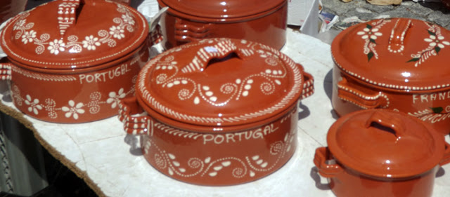 cerâmica na Feira de Espinho