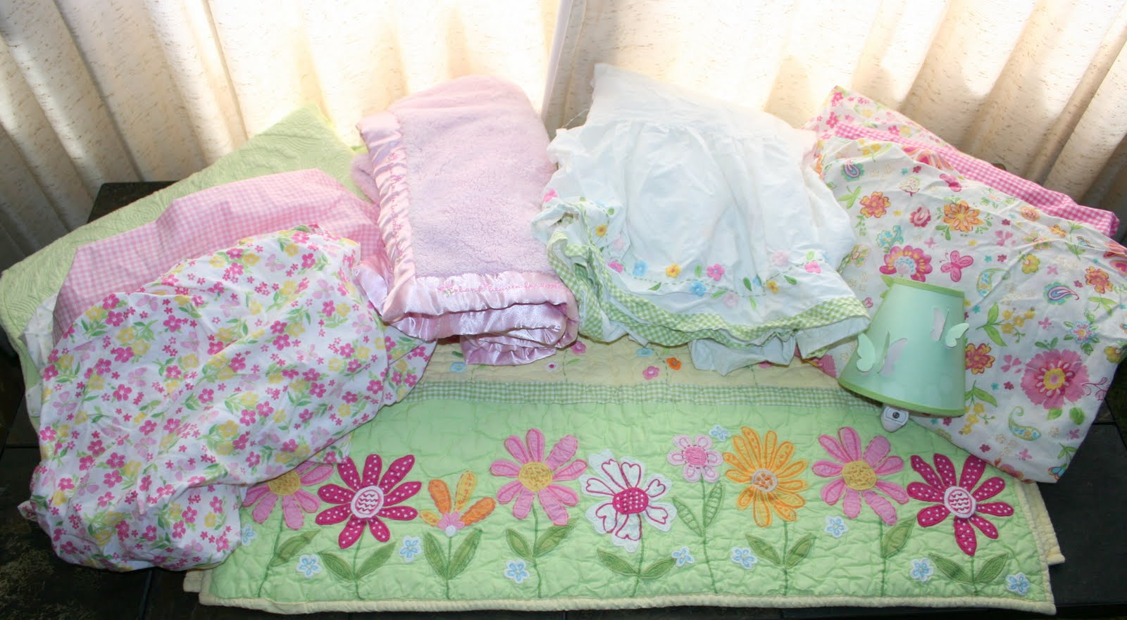 Pottery Barn Kids Daisy Garden Quilt And Sham Decor Look Alikes. Our  Country Road: Garage Sale Treasures: July 8Th!