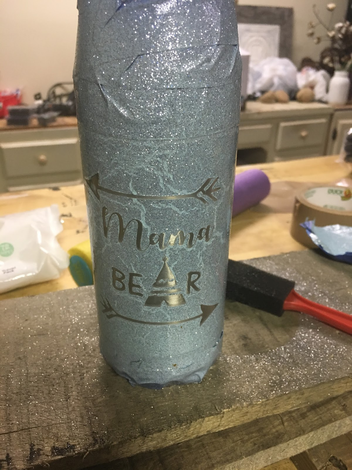 Freckled Horse Epoxy Yeti Type Cups
