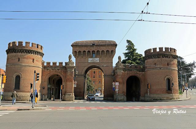 Bolonia, Puerta Saragossa