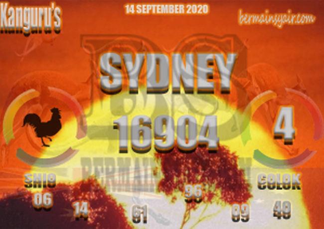Kode syair Sydney Senin 14 September 2020 239