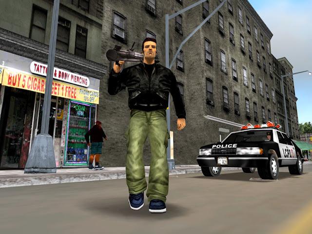 تحميل لعبة gta 3 للكمبيوتر من ميديا فاير