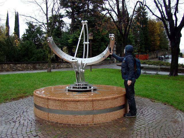 Instrument przy Cannoniera di San Giovanni