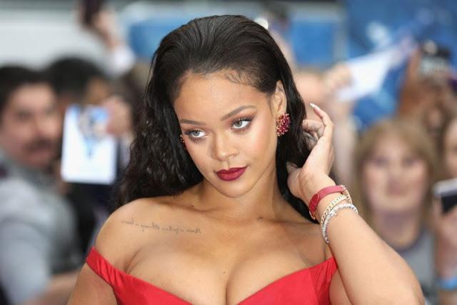 Rihanna confiesa que ha vivido en México
