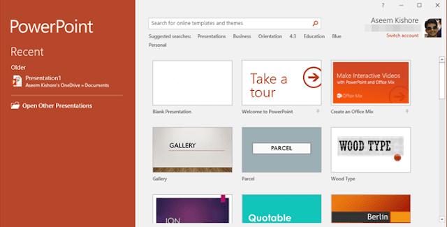 Những trang web hay để tải mẫu Powerpoint miễn phí