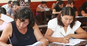 MINEDU: Se desarrolla sin contratiempos prueba de docentes para ascenso magisterial en Moquegua - www.minedu.gob.pe