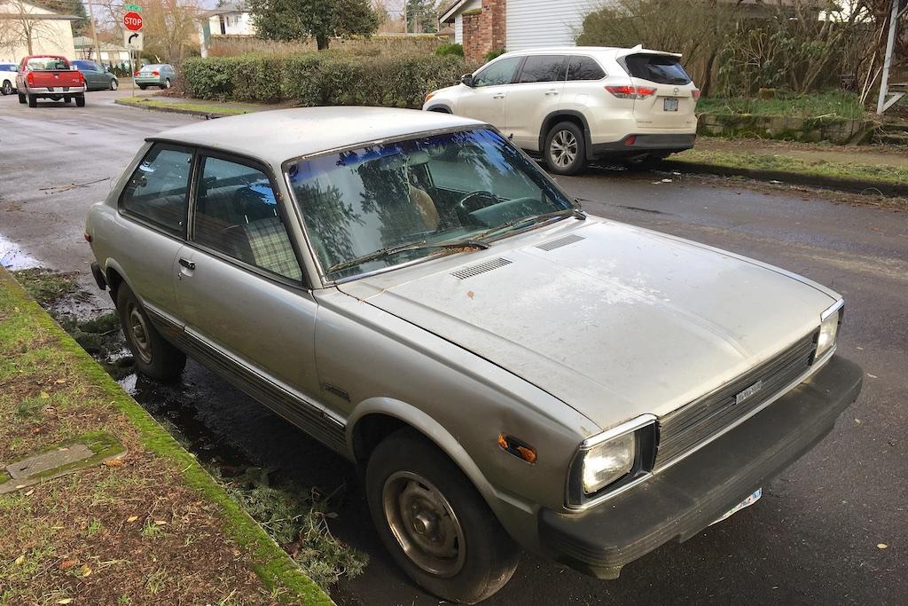 old parked cars 1980 toyota tercel sr5 hatchback. Black Bedroom Furniture Sets. Home Design Ideas