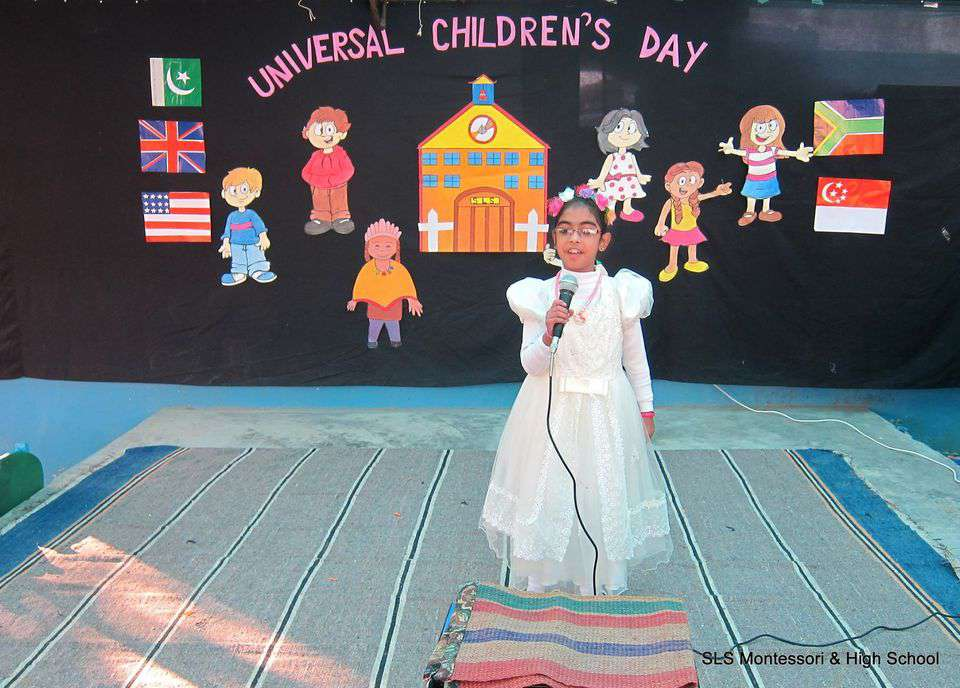 Universal Children's Day Wishes For Facebook