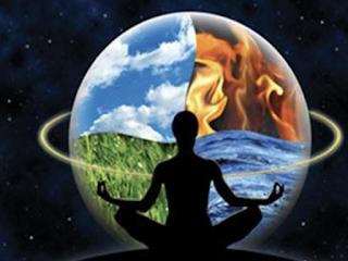 eter powietrze woda ogień ziemia - żywioły w Tobie i naokoło Ciebie