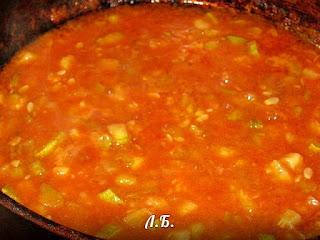 кабачковый соус