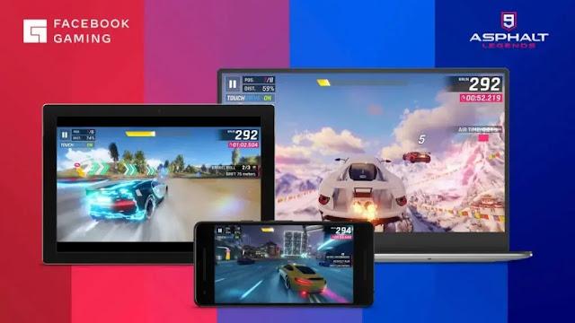 Facebook يدخل في سوق الألعاب السحابية مع Facebook Gaming