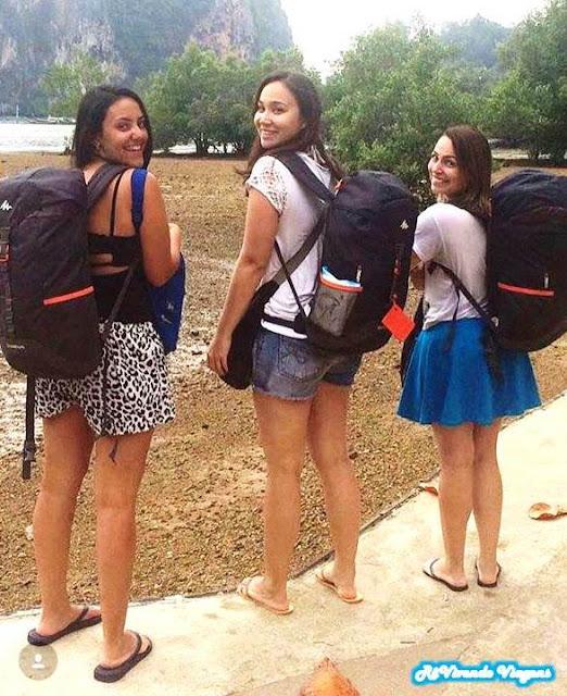 viajar sem despachar mala Asia