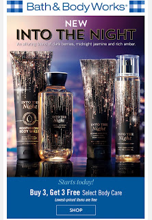 Bath & Body Works | Today's Email - October 30, 2019