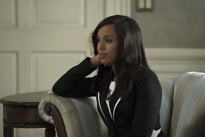 Kerry Washington como Olivia Pope na última temporada de Scandal - Divulgação