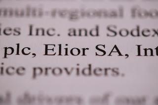Action Elior SA dividende exercice 2019 supprime