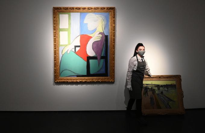 Un Picasso venduto per oltre 100 milioni di dollari